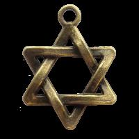 FREE Star of David charm